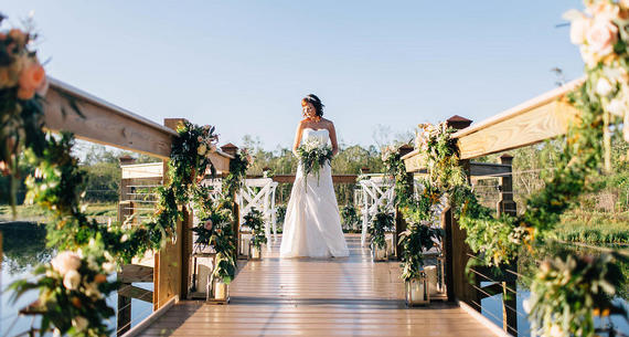 Garden Terrace wedding venue