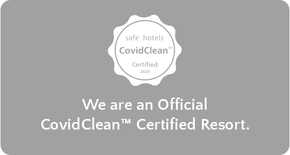 covidclean certificed resort