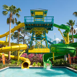 Surafir waterslides