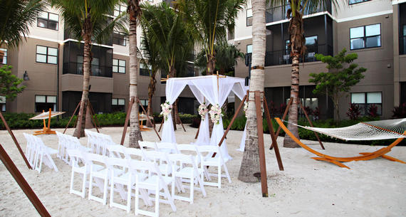 Hammock Cove wedding venue