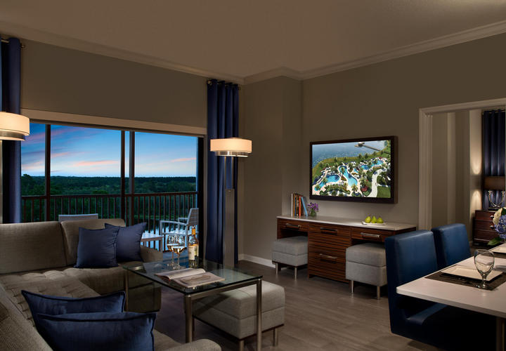 three bedroom suites | the grove resort & spa orlando