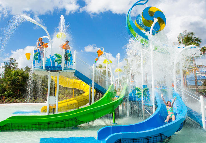 Grove kid's activity pool
