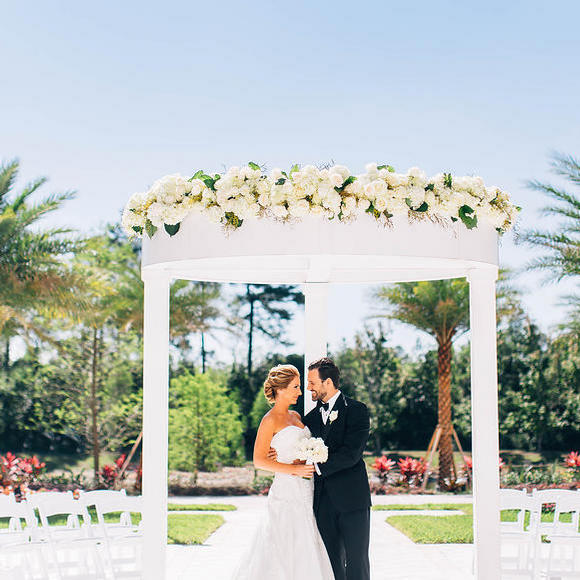 Orlando wedding venue the grove resort spa orlando a canvas to paint your perfect day junglespirit Choice Image