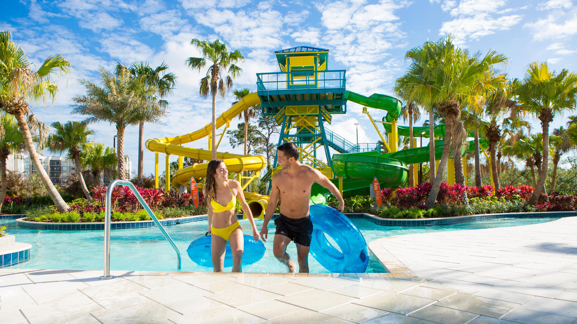 Surfari Water Park at The Grove Resort & Spa Orlando