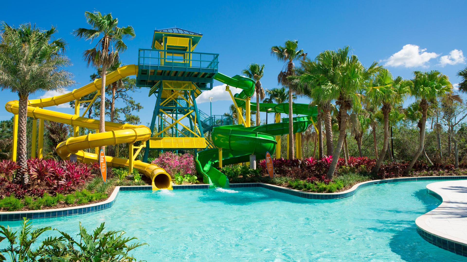 Surfari waterslides