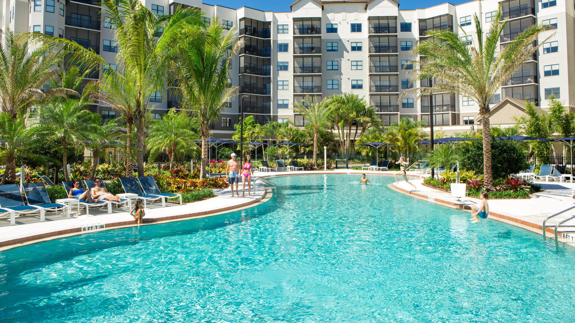 Springs Pools at The Grove Resort & Spa Orlando