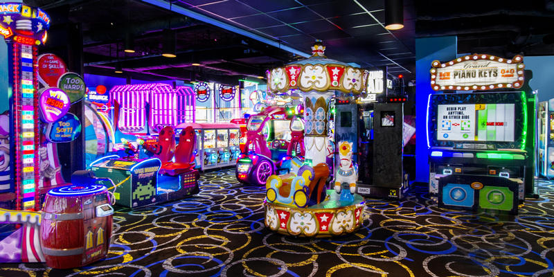 Orlando Games Room |The Grove Resort Orlando